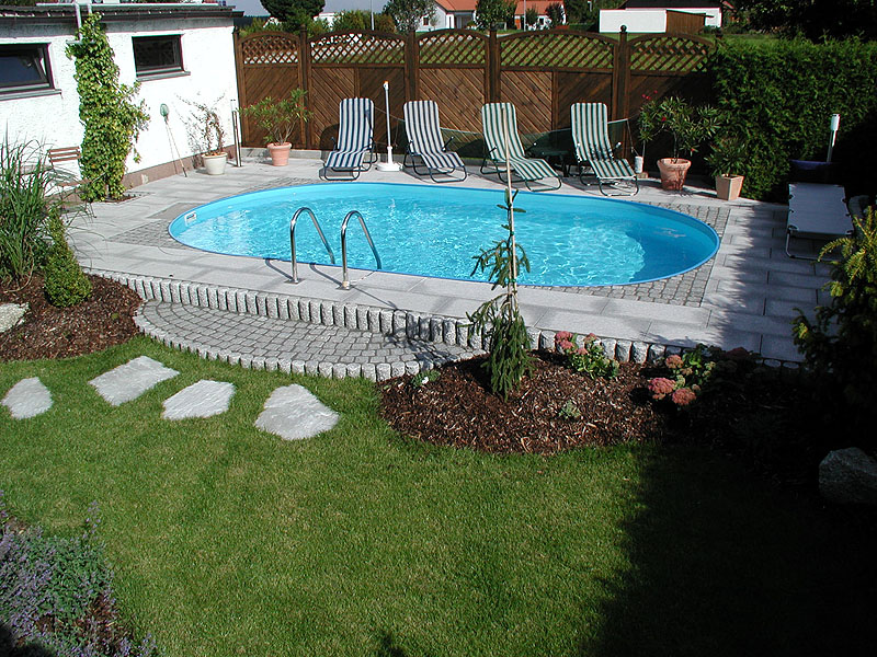Garten Anlegen Mit Pool – Siddhimind.Info